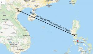 Địa lý của đất nước Philippines