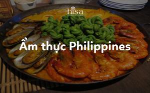ẩm thực của đất nước philippines
