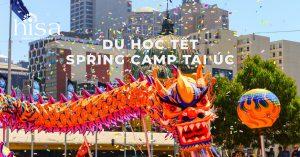 Du học tết spring camp 2020 tại Úc