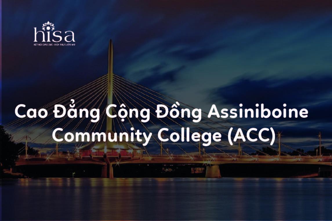 Cao Đẳng Cộng Đồng Assiniboine Community College (ACC)