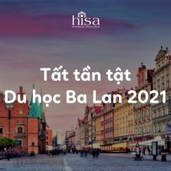 Du học Ba Lan 2021: 15 THÔNG TIN ít ai biết!