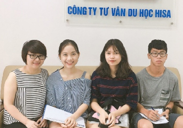 Du học sinh HISA du học Hà Lan năm 2018-01