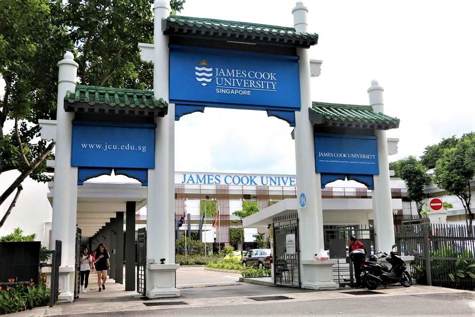 Trường đại học Jame Cook