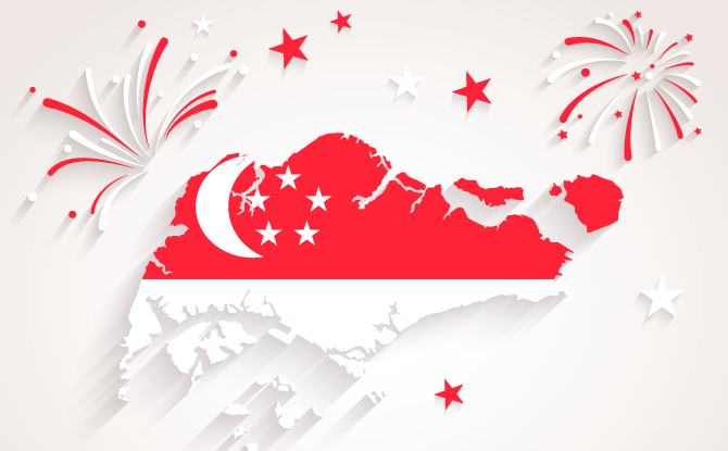 Singapore- National day