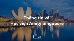 Thông tin về học viện Amity Singapore