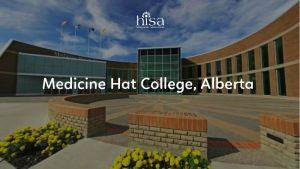 Trường Medicine Hat College, Alberta