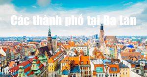 các thành phố lớn tại Ba Lan