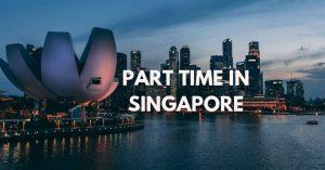 làm thêm singapore