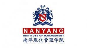 logo học viện quản lý Nanyang (NIM)