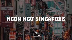 ngôn ngữ Singapore