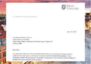 Bước 1 xin được thư mời từ trường đại học của Ba Lan