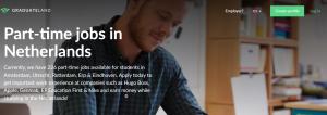 Các website cung cấp việc làm thêm tại Hà Lan