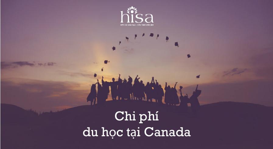 Chi phí du học tại Canada 2020