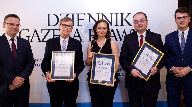 Giari thưởng của trường Lazarski