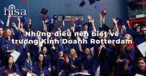Những điều nên biết về trường kinh doanh rotterdam
