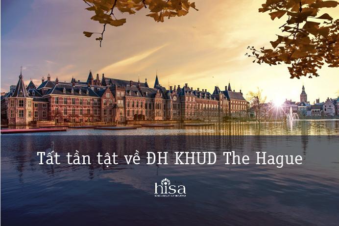Tất tần tật về trường đại học khoa học ứng dụng The Hague University of applied Sciences