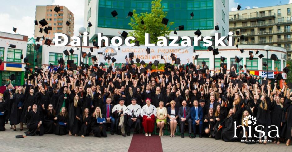 du học ba lan đại học lazarski