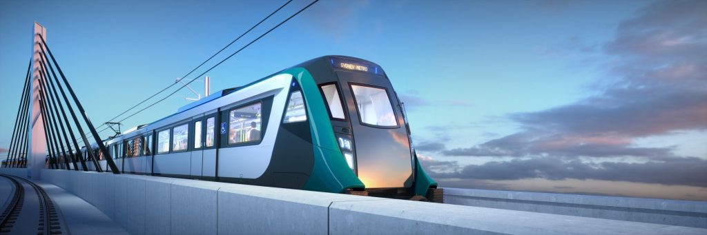 hệ thống cao tốc Sydney Metro tại nước Úc
