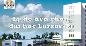 Lý do nên chọn đại học Lazarski