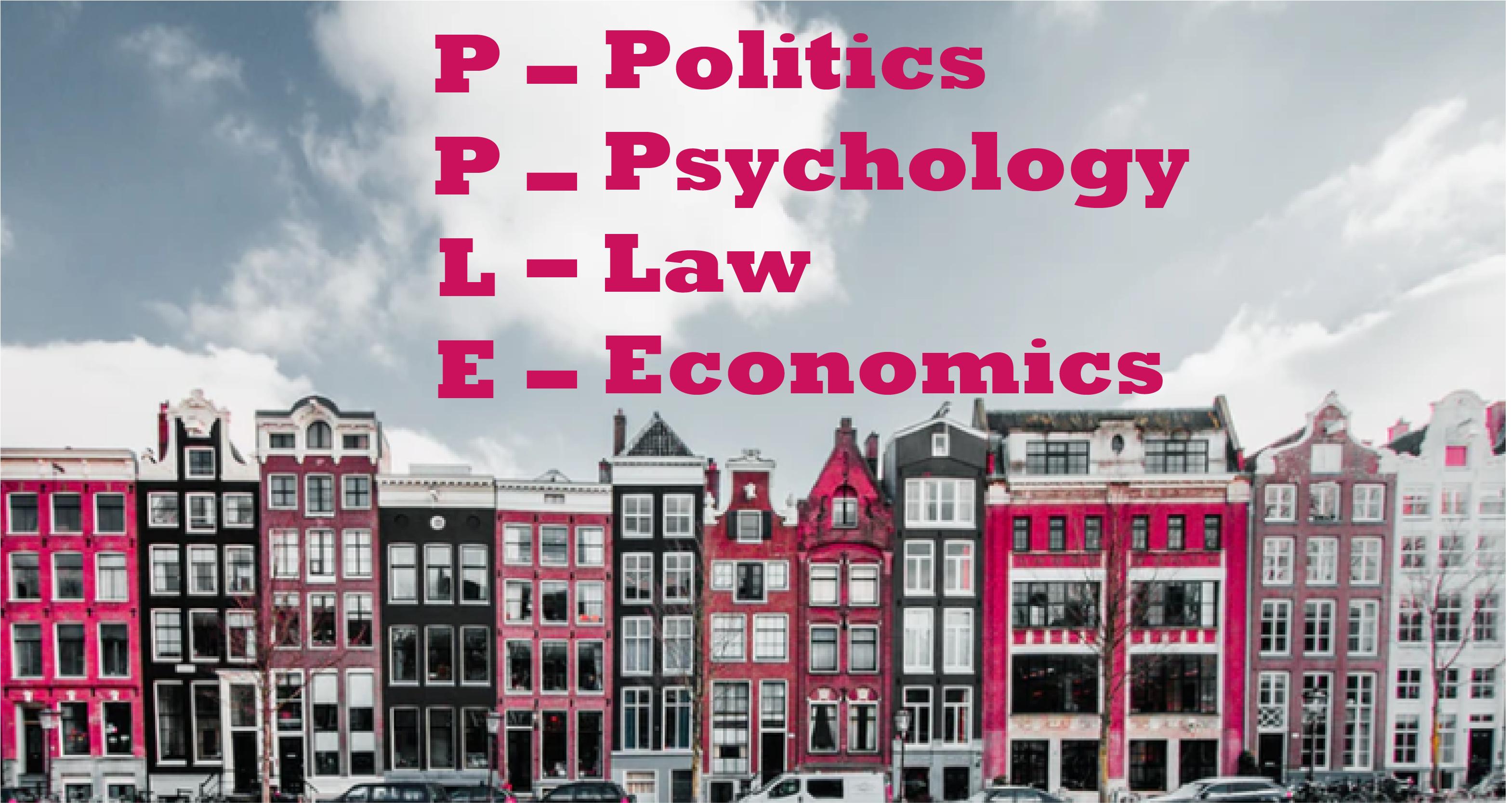 Ngành học PPLE