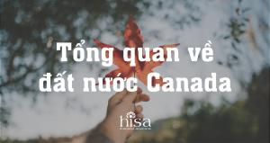 Tổng quan về đất nước Canada