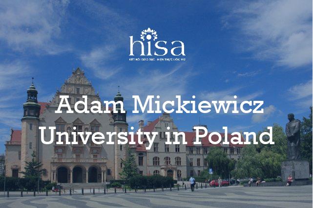 trường đại học Adam Mickiewicz