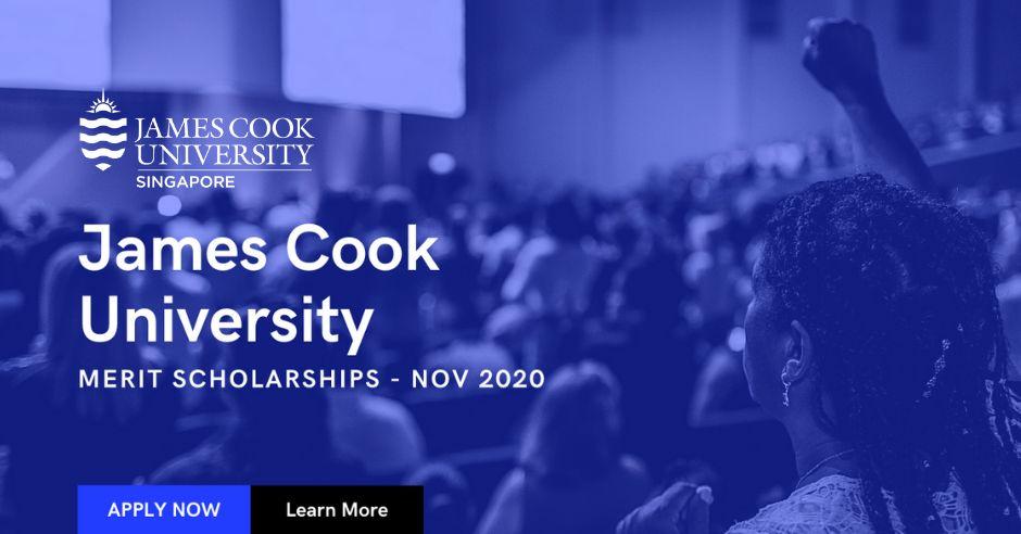 James Cook Singapore Scholarships