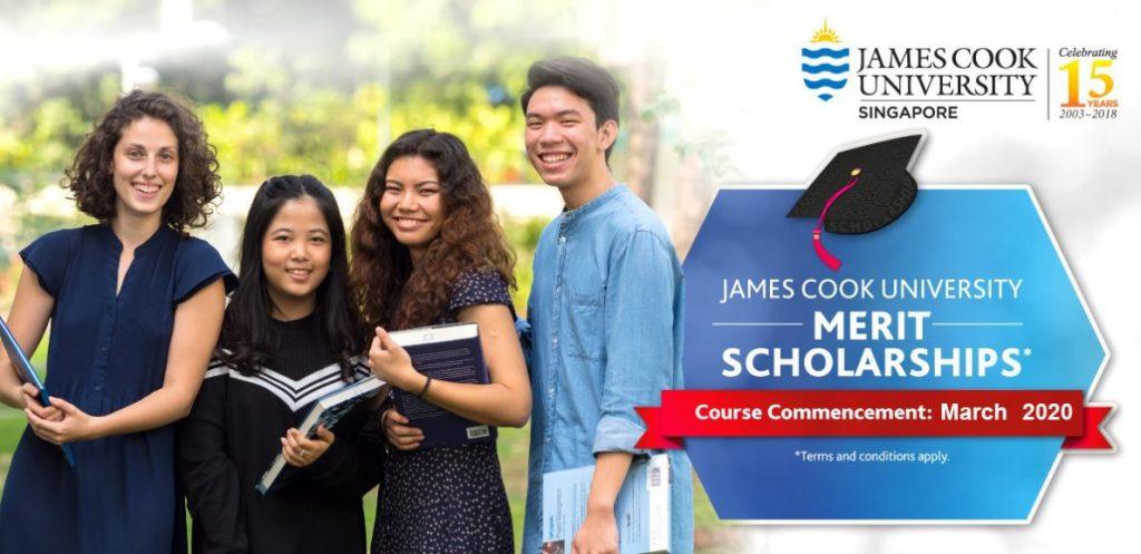 Học bổng James Cook