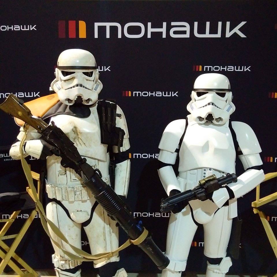 Starwarsday Mohawk