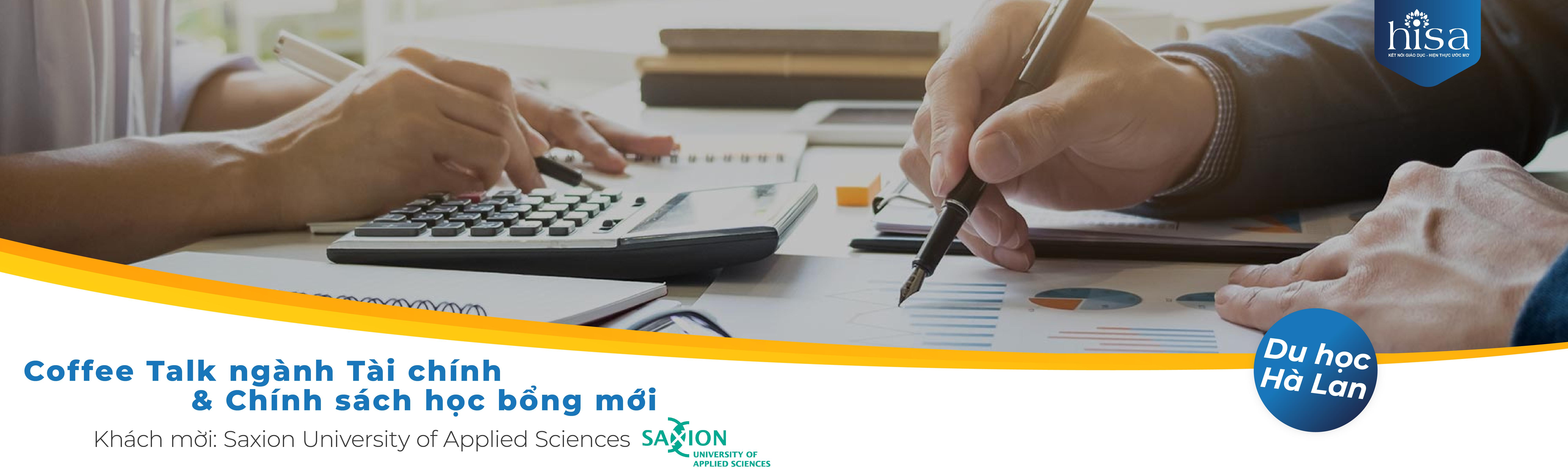 hội thảo ngành kế toán đại học khud saxion