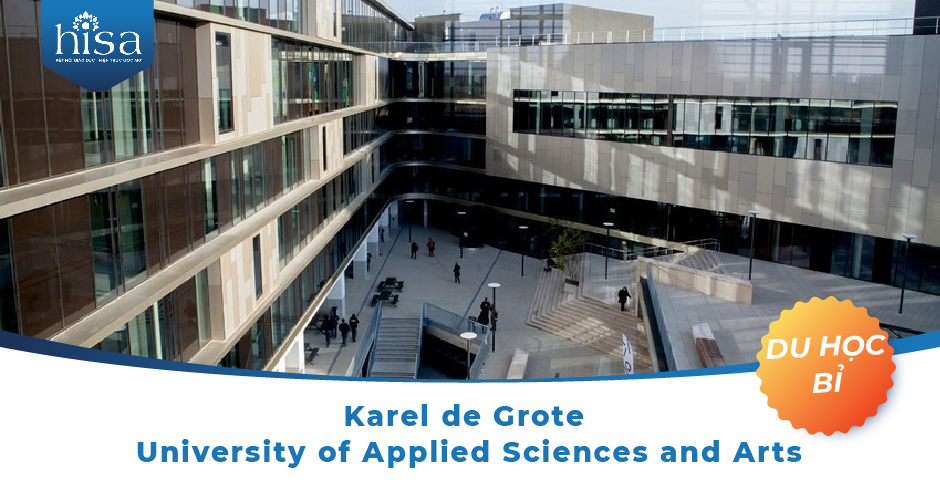 Karel de Grote University of Applied Sciences and Arts