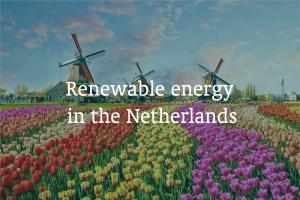 Mục tiêu phá triển bền vững tại Hà Lan