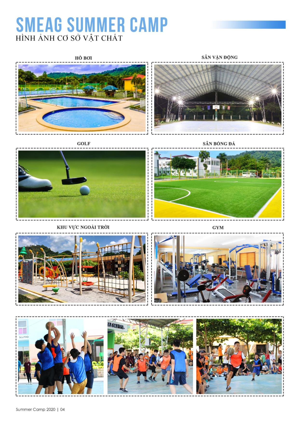 Trại hè Anh ngữ SMEAG