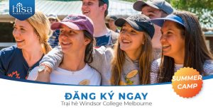 Trại hè Windsor College Melbourne