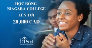 học bổng Niagara College