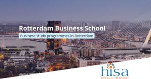 Đại học kinh doanh Rotterdam