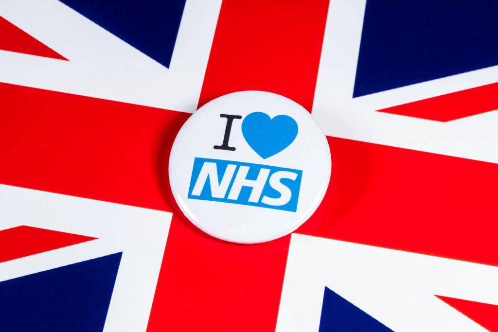 Bảo hiểm y tế ở Anh