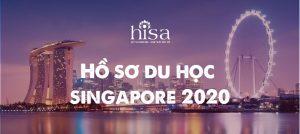Hồ sơ du học Singapore cần những gì