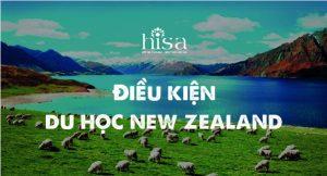 Điều kiện du học New Zealand 2020 cần những gì