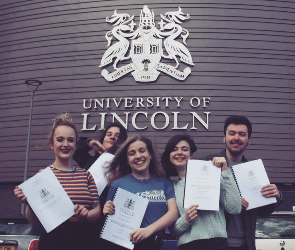 Student of University of Lincoln