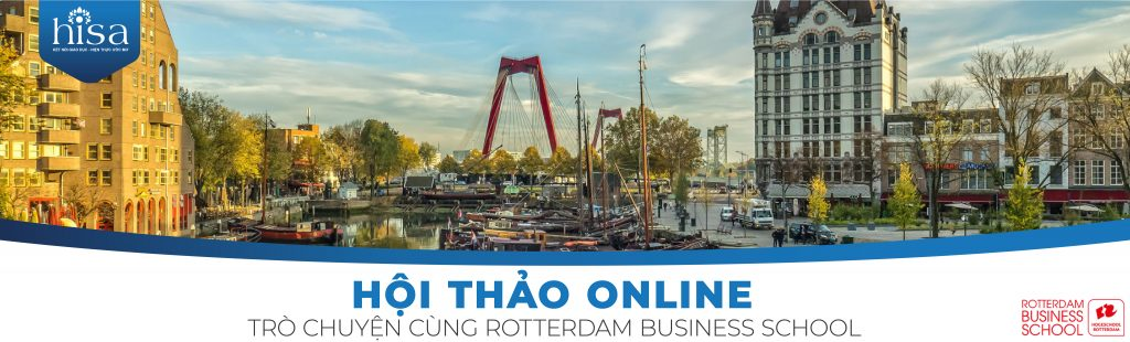 Trò chuyện cùng Rotterdam Business School