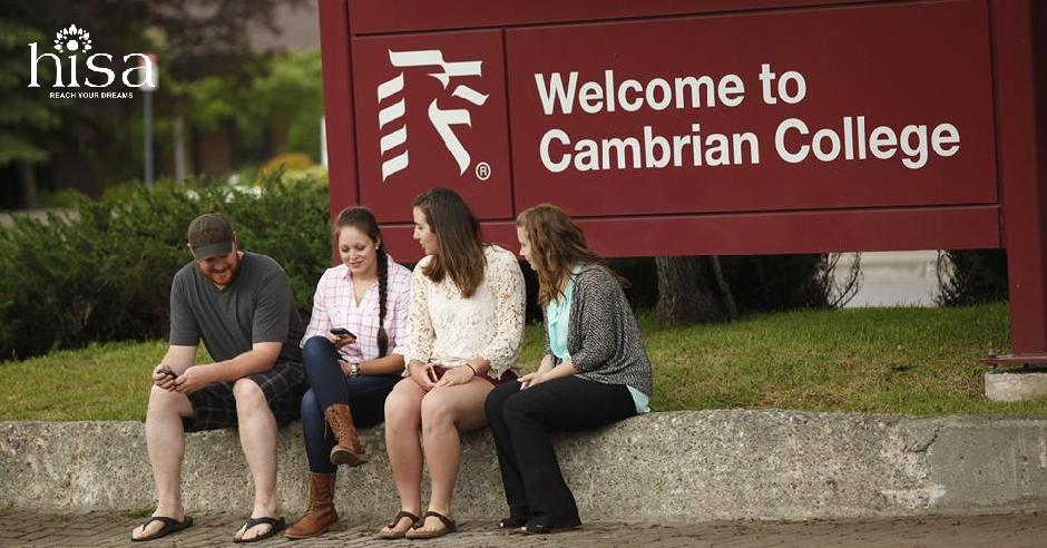 Cao đẳng công lập Cambrian College Canada: Học Bổng [New] - Du Học HISA