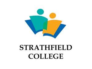 Logo Cao đẳng Strathfield