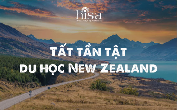 Tất tần tật du học New Zealand 2020