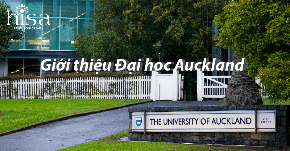 Giới thiệu Đại học Auckland