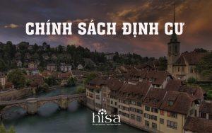 chính sách định cư Thụy Sĩ