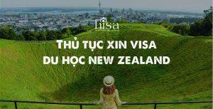 thủ tục xin visa du học newzealand cần những gì