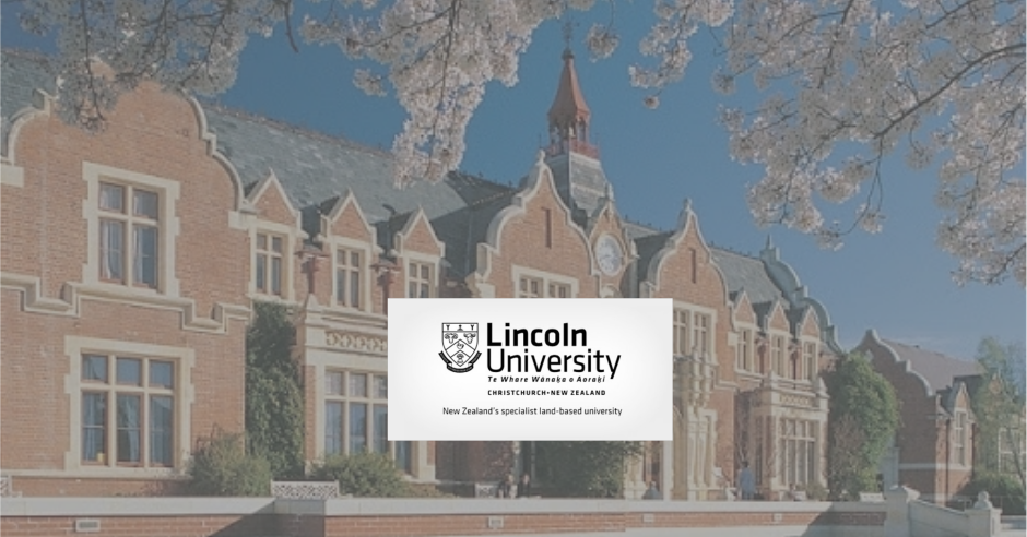 Lincoln University New Zealand