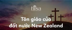 Tôn giáo của đất nước New Zealand