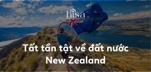 Tất tần tật về đát nước New Zealand